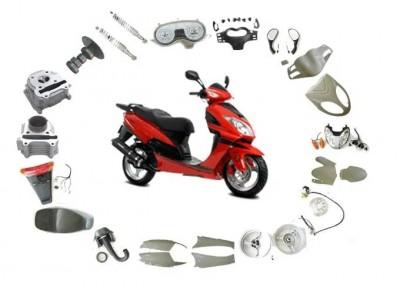 Как выбрать и купить запчасти для скутеров в Интернете