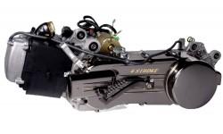 Запчасти 152QMI, 157QMJ (4т скутеры 125-150сс)